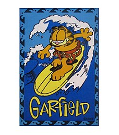 Fun Rugs® Garfield Surfing Rug