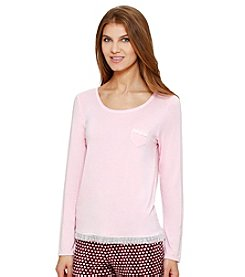 Layla® Long Sleeve Pajama Top