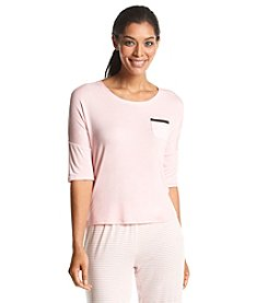 Ellen Tracy® 3/4 Sleeve Pajama Top