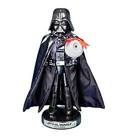 Kurt Adler Star Wars® Darth Vader with Death Star Nutcracker