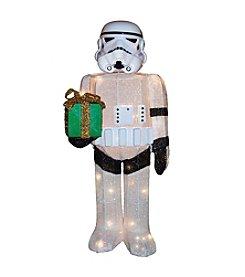 Kurt Adler Star Wars® Stormtrooper Light-Up Tinsel Lawn Decoration
