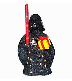 Kurt Adler Star Wars® Darth Vader Light-Up Tinsel Lawn Decoration