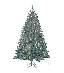 Kurt Adler Pre-Lit Northwood Pine Tree
