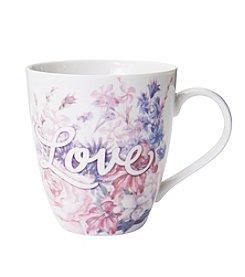 Pfaltzgraff® Floral Love Mug