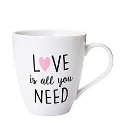 Pfaltzgraff® Love Is All You Need Mug