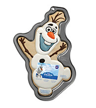 Chef's Quarters by Wilton Frozen Shaped Cookie Pan
