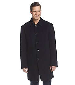 Lauren Ralph Lauren Men's Wool Overcoat