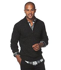 Chaps® Men's Twist 1/4 Zip Pullover