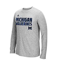 NCAA® Michigan Sideline Shock Long Sleeve Tee