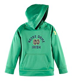 NCAA® Notre Dame Boy's 4-7 Fleece Pullover Hoodie