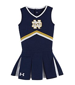 NCAA® Notre Dame Girls' 4-6X Cheer Jumper