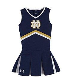 NCAA® Notre Dame Girls' 2T-4T Cheer Jumper