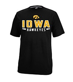 NCAA® Iowa Men's Vital Performance Short Sleeve Tee