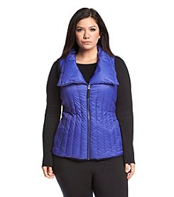 Calvin Klein Performance Plus Size Down Vest