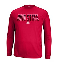 NCAA® Ohio State 3D Callout Perfect Long Sleeve Tee