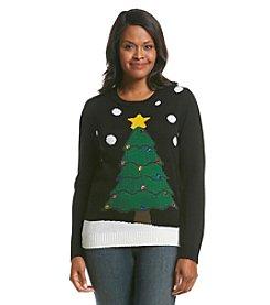 Studio Works® Christmas Tree Holiday Sweater
