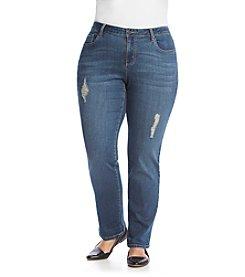 Earl Jean® Plus Size Boyfriend Jeans