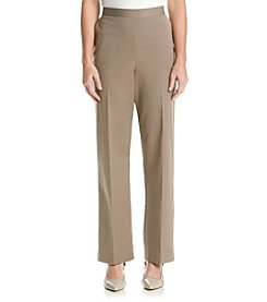 Alfred Dunner® Baton Rouge Solid Short Pants