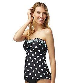 Beach House® Dots A-Line Bandini Top