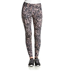 Marc New York Performance Graffiti Print Leggings