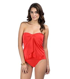 Lauren Ralph Lauren® Beach Club Flyaway Strapless One-Piece