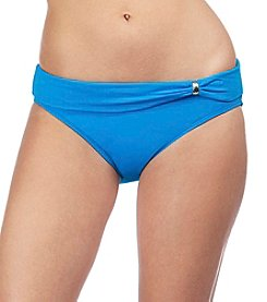 Lauren Ralph Lauren® Beach Club Sash Slider Hipster Bottom