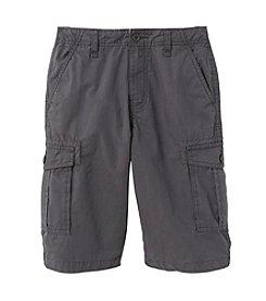 Ruff Hewn Boys' 8-20 Solid Cargo Shorts