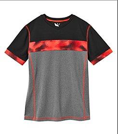 Mambo® Boys' 8-20 Short Sleeve Active Top