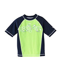 Mambo® Boys' 4-7 Short Sleeve Rashguard Top