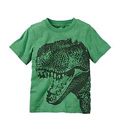 Carter's® Boys' 2T-7 Short Sleeve Dinosaur Tee