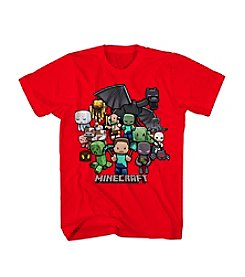 Minecraft® Boys' 8-20 Short Sleeve Minecraft Tee