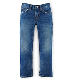 Ralph Lauren Childrenswear Boys' 2T-7 Skinny Jeans