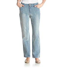 Bandolino® Mandie Straight Leg Jean