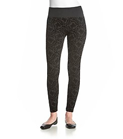 One 5 One® Toulouse Flocked Leggings