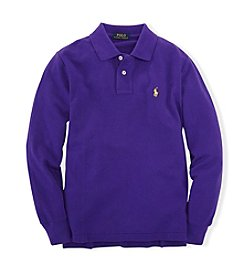 Polo Ralph Lauren® Boys' 8-20 Long Sleeve Classic Polo