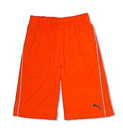 PUMA® Boys' 2T-20 Mesh Shorts