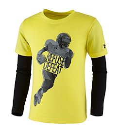 Under Armour® Boys' 2T-7 Refuse Defeat Tee