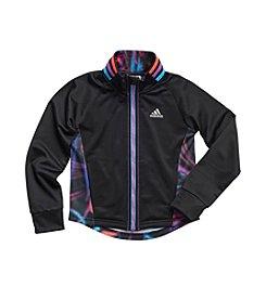 adidas® Girls' 2T-6X Warrior Active Jacket