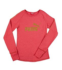 PUMA® Girls' 7-16 Athletic Jersey Top