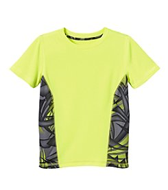 Mambo® Boys' 4-7 Color Blocked Short Sleeve Tee