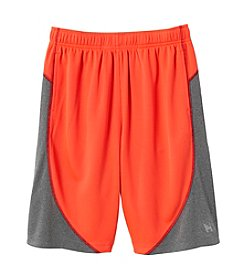 Mambo® Boys' 8-20 Front Back Stretch Shorts