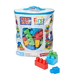 Mega Bloks® First Builders 80-piece set