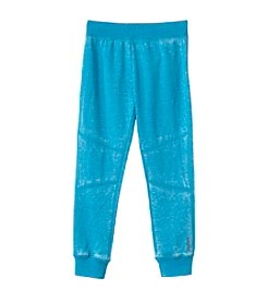 Reebok® Girls' 7-16 Yoga Fleece Jogger Pants