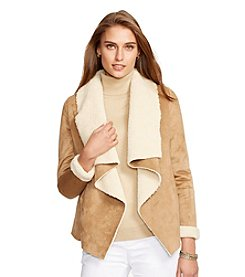 Lauren Ralph Lauren® Petites' Faux-Shearling Jacket