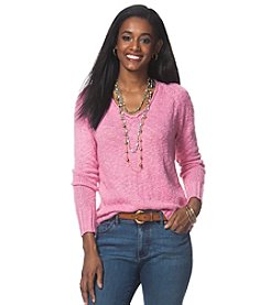 Chaps® V-Neck Sweater