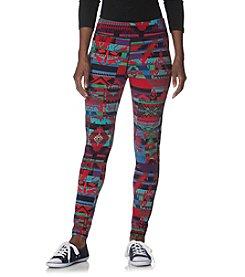 Chaps® Printed Leggings