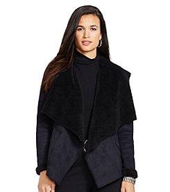Lauren Ralph Lauren® Faux-Shearling Jacket