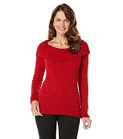 Rafaella® Cowlneck Sweater