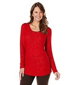 Rafaella® Sparkle Sweater