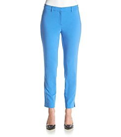 Rafaella® Classic Fit Ankle Pants